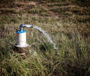 начинать добычу воды